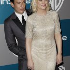 Amy Poehler and Will Arnett were the perfect charming, funny couple.  Then they ruined it all by breaking up after 12 years together.  AP Photo/Matt Sayles