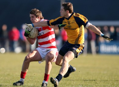 Aidan Walsh, seen in action here for CIT, will not be able to feature for DCU.