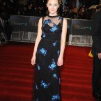 Our own Saoirse Ronan at the BAFTAS, fresh from the IFTAs.