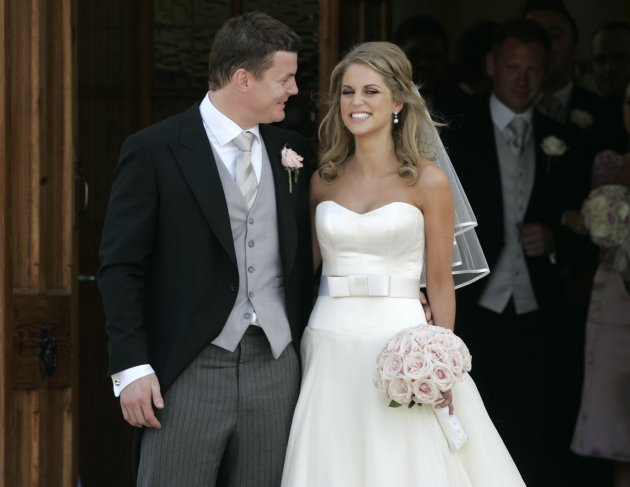 Brian O Driscoll Gets Married