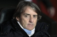 Mancini ready to wield the axe after City flop