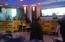 30 protesters occupy PWC over 'unfair' austerity taxes