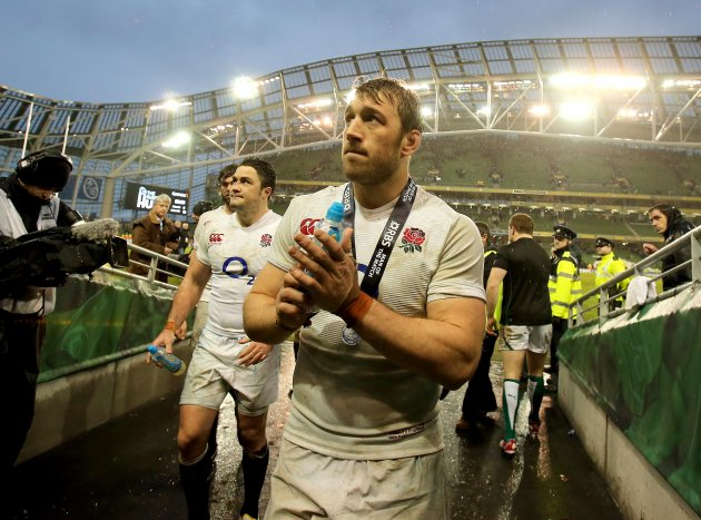 Chris Robshaw 10/2/2013