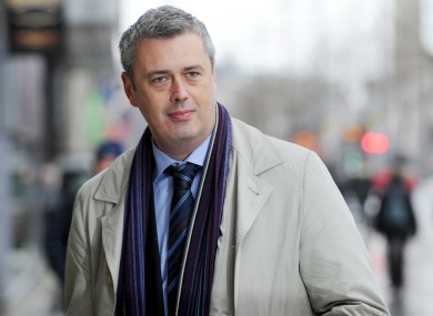 Labour Party chairman, Colm Keaveney TD (file photo)