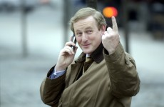 Enda dropped his Nokia in the sink… we remember it here in pictures