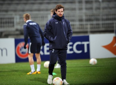 AVB: hopingfor three points tonight.