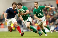 Poll: Who should play 12 for Ireland on Sunday?