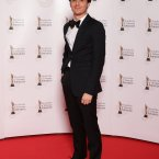 Andrew Scott arriving on the the red carpet for the 10th Annual Irish Film & Television Awards at the Convention Centre, Dublin.