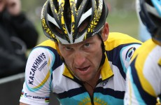 Armstrong facing deadline to decide on full USADA confession today
