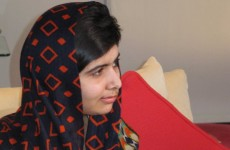 "Video: Malala says she has been given a ""second life"" to keep campaigning"