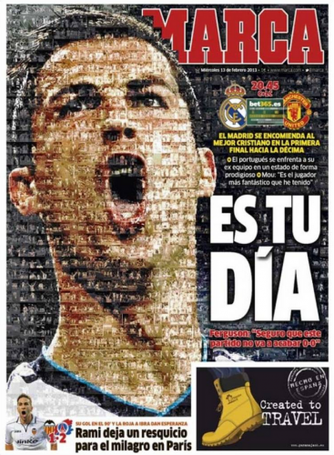 Marca front