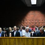General view of the court room. Pic Chris Ricco/BackpagePix