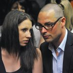 Carl and Aimee Pistorius©Pic Chris Ricco/BackpagePix
