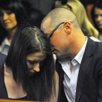 Carl and Aimee Pistorius. ©Pic Chris Ricco/BackpagePix