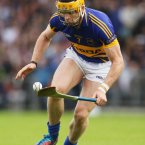 Tipperary's Padraic Maher has dabbled with black and white while in last year's Munster final, he went for a blue Adidas pair.