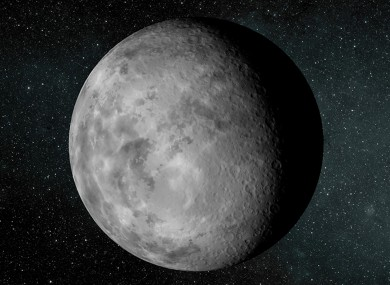 Kepler 37b, in all its grey glory.