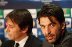 Buffon – Juventus don't fear Celtic roar