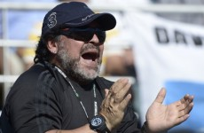 'I only played football' — Diego Maradona denies Italian tax evasion claims