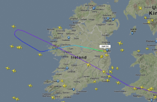 Transatlantic flight makes emergency landing at Dublin Airport