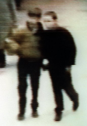 VIDEO OF TWO YOUTHS