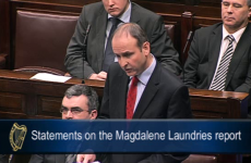 Dáil hears heartfelt apologies to Magdalene Laundry survivors
