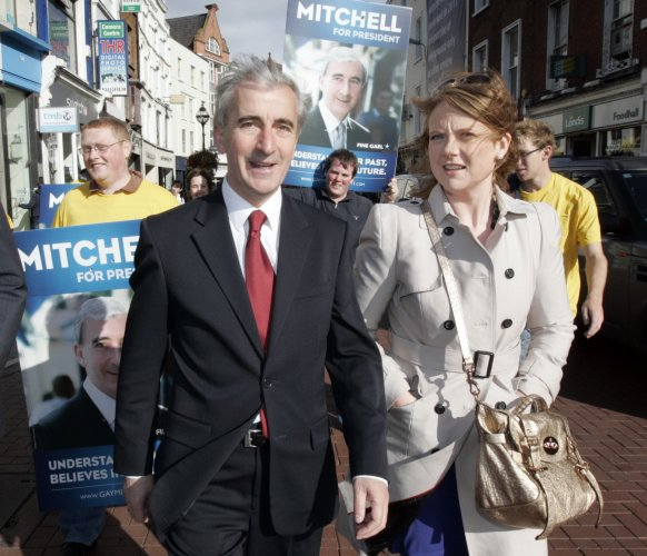 21/9/2011 Gay Mitchell Presidential Campaigns