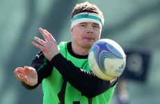 I don't feel under pressure to make retirement decision – O'Driscoll