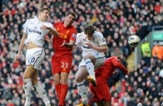 As it happened: Liverpool v Tottenham Hotspur, Premier League