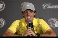 Sports film of the week: Rory McIlroy – Being Number One