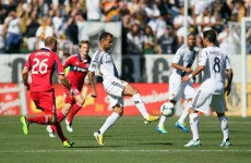 VIDEO: Robbie Keane on the mark as LA Galaxy cruise to win in MLS opener