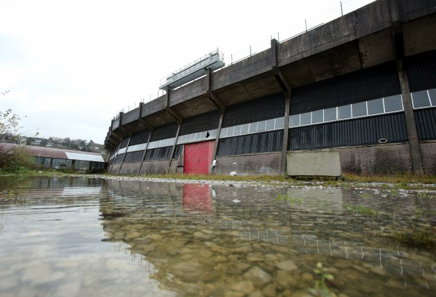 General view of Pairc Ui Chaoimh 25/11/2012