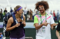 LMFAO frontman Redfoo to make US Open tennis bid