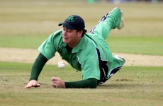 Former Ireland cricketer in intensive care following fast food fracas
