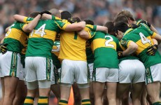 Kerry make 6 changes ahead of Kildare encounter