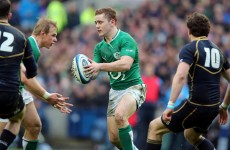 Ireland undecided on Jackson or Madigan as Sexton fails fitness test