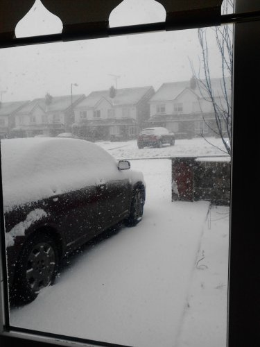 snow in meath