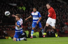 As it happened: Manchester United v Reading, Premier League