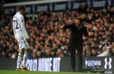 AVB demands focus from in-form Spurs side