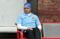 Tevez arrested for driving while disqualified – reports