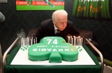 Happy 74th Birthday Trap… here are 6 presents for the Ireland manager