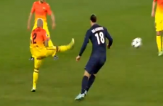 VIDEO: Stunning Alves banana pass sets up Messi opener but PSG claim a draw