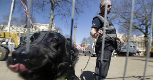 Extra security in place as London Marathon begins