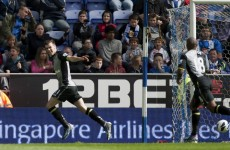 Boyce agony as Spurs leave Wigan in drop zone, Long on target in West Brom win