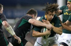 Leinster confirm Springbok Zane Kirchner will join them next season