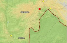 Powerful quake strikes Afghanistan, tremors felt in Pakistan