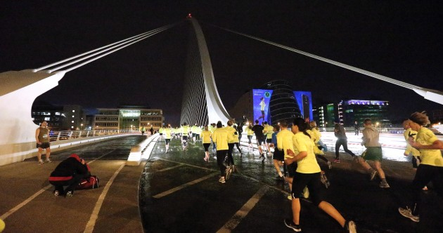 In pictures: Thousands hit the streets for Night Run in Dublin