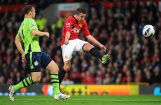 As it happened: Manchester United v Aston Villa, Premier League
