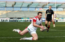 Welcome back, Tommy! Bowe on the mark as Ulster go top of the Pro12