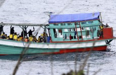 Hundreds of Vietnamese men, women and children flee to Australian shores