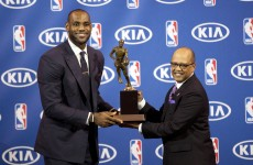 120 of 121 voters decide LeBron James is the NBA MVP